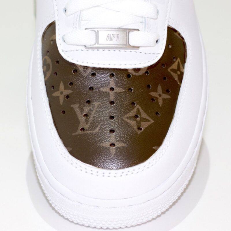 tritt kunst custom sneakers nike-air-force-lv-classic-custom