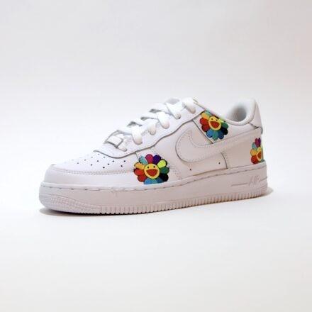 Nike Air Force Murakami Flower Custom