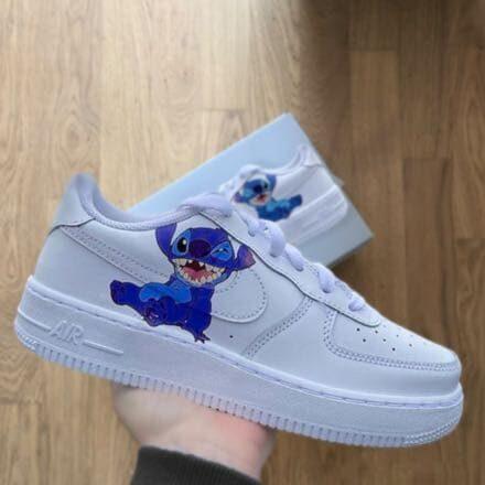 Nike Air Force 1 Stitch Custom
